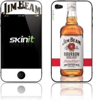 Skinit Jim Beam Bourbon Skin for Apple iPhone 4 4S