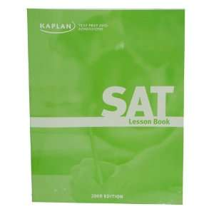 Kaplan Test Prep And Admissions SAT Lesson Book: Kaplan: Books