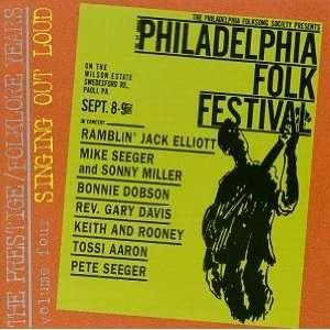 Philadelphia Folk Festival:The Prestige/Folklore Years