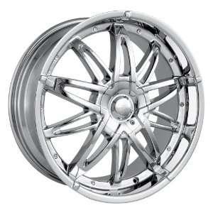 18x7.5 Mazzi Star (333) (Chrome) Wheels/Rims 5x100/115