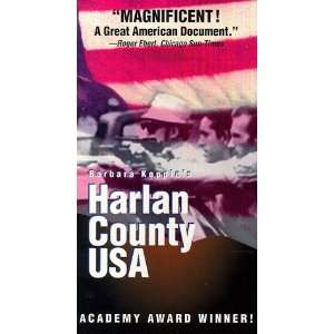 Harlan County Usa [VHS]: Harlan County USA: Movies & TV