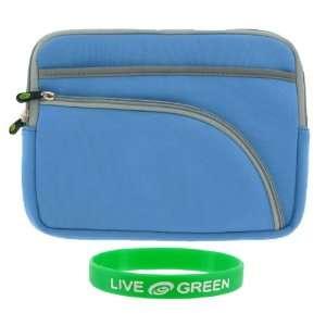 HP Mini 110 1030NR 10.1 Inch Netbook Neoprene Sleeve Case   Tri Pocket