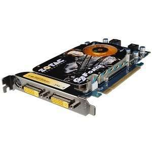 ZOTAC GeForce 8600GTS 256MB DDR3 PCI Express (PCIe) Dual