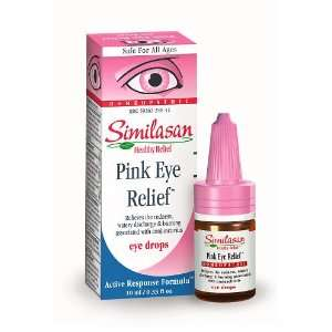 Similasan Pink Eye Relief, 10ml