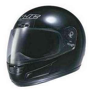 HJC CS 12 CS12 BLACK MOTORCYCLE Full Face Helmet