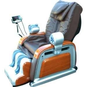 Massage Chair Recliner Body Scan Technology Air Bag Massages Music