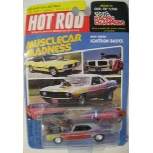Racing Champions Hot Rod 1969 Chevy Camaro