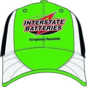 Kyle Busch 2010 Interstate Batteries 1st Half Pit Hat: