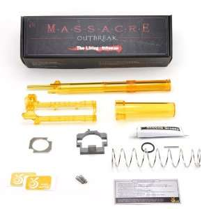 Massacre Mod Kit for Nerf Alpha Trooper: Toys & Games