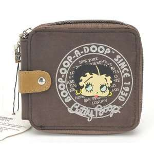 Christmas Gift   Classic Beauty Queen Betty Boop Bifold Wallet with