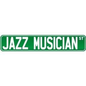 New  Jazz Musician Street Sign Signs  Street Sign