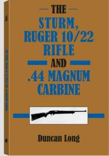 BARNES & NOBLE  Sturm, Ruger 10/22 Rifle And .44 Magnum Carbine by