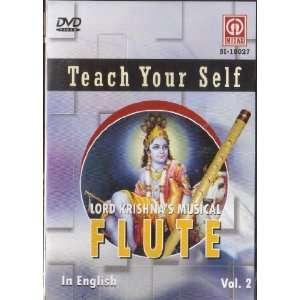 Lord Krishnas Magical Flute   Volume 2 DVD: Raman Kapoor: Movies & TV