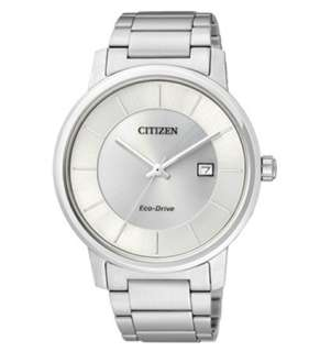 CITIZEN ECO DRIVE MENS NEW SAPPHIRE CRYSTAL MADE IN JAPAN WATCH