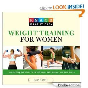 Knack Weight Training for Women: Step by Step Exercises for Weight