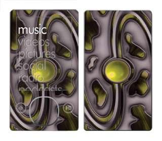 Cynic Yellow Skin Vinyl Decal Wrap for Microsoft Zune 80/120 GB