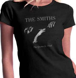 THE SMITHS The Queen Is Dead T Shirt Women Small