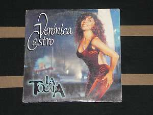 La Tocada (1996 Mexican PROMO CD Single) Thalia Lucia Mendez