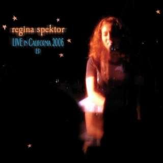 REGINA SPEKOR   LIVE IN CALIFORNIA 2006 CD   NEW 054391573926 |