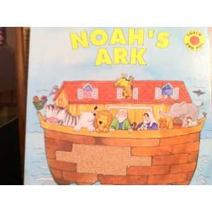 : Noahs Ark (Touch and Feel) (9781576579794): Amanda Barlett: Books