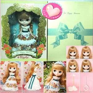12 Neo Blythe Doll 10th Anniversary 10 Happy Memories