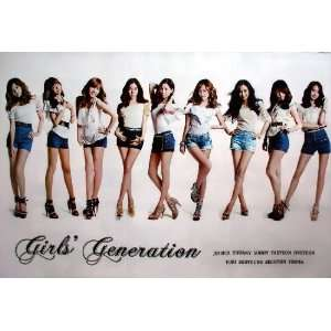 Snsd Girl Generation Korean Girl Group Pop Dance Wall