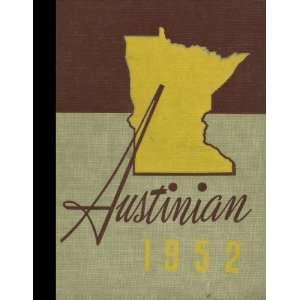 Reprint) 1952 Yearbook Austin High School, Austin, Minnesota Austin