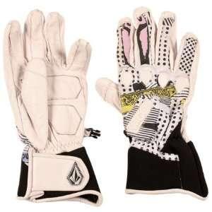 Volcom Yae Mens Snowboard Glove (Yae Print) Size Medium