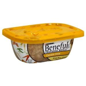 Beneful Prepared Meals Dog Food, Chicken Stew, 10 Oz