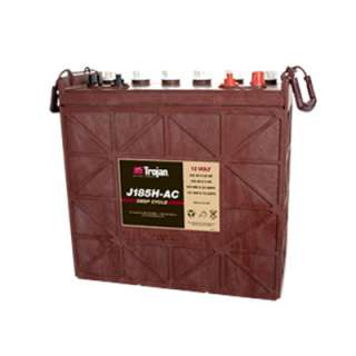 Trojan J185H AC 12V 225Ah Flooded Lead Acid Deep Cycle Battery |