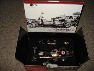 Don Garlits 1961 Swamp Rat III 3 1/18 Diecast Dragster