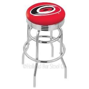 Carolina Hurricanes NHL Hockey L7C3C Bar Stool