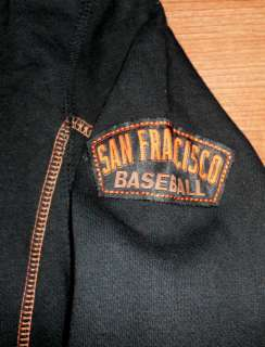 San Francisco Giants Hoodie Youth Large Black MLB