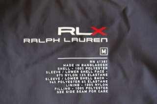 New $895 RLX Ralph Lauren Men Ski Jacket Vest S