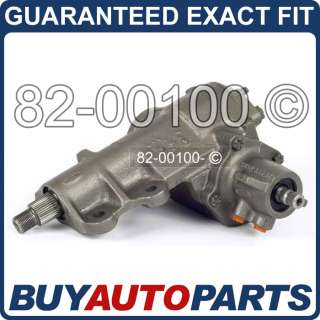 F100 F150 BRONCO 4X4 POWER STEERING GEARBOX GEAR BOX