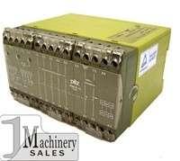pilz PNOZ/3 24VDC 5S 1O Safety Relay Unit