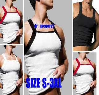 Mens Square Cut 2xist G Unit Style GYM Tank Top S 3X
