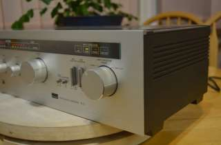 Sansui Integrated Power Amplifier Mint Condition Never Repairing