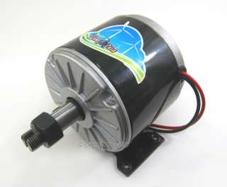 12 V DC Permanent Magnet Motor Generator for Wind Turbine PMA