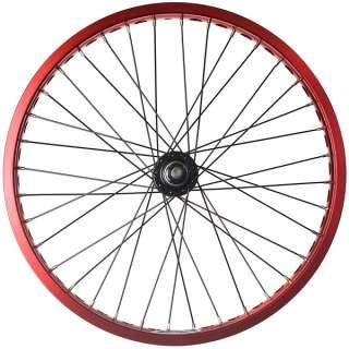 Stars Cirle BMX BIKE Wheels Wheelset Oversized 20 Inch 610696766809