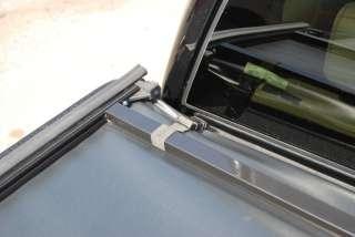Tonneau Tri Fold Folding Bed Cover   Chevy & GMC Silverado Sierra Crew
