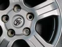 Four 07 11 Toyota Tundra Factory 18 Wheels OEM Rims 08 11 Sequoia