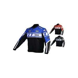 Joe Rocket Yamaha Superstock Textile Jacket 5X Large Blue