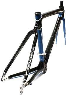 2010 ORBEA OPAL DAMA 48cm Rd Bike Womens Frameset Full Carbon W/Fork