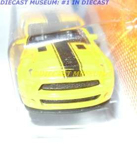 10 2010 FORD SHELBY GT500 SUPER SNAKE HOT WHEELS 2011!