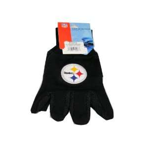 NFL Pittsburgh Steelers Sport Utility Work Gloves Sports