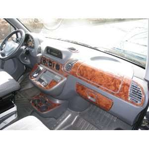 2003 2006 FREIGHTLINER SPRINTER 2500 3500 Wood Grain Dash Trim Kit
