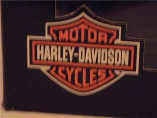 Harley Davidson Softail Motorcycle Model (Hot Wheels)