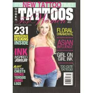 Tattoos for Women Magazine (Ideas for Chests backs torsos