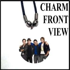 Big Time Rush 1.50 Charm 18 Necklace #2